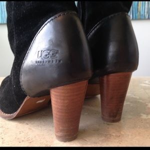 UGG suede boot